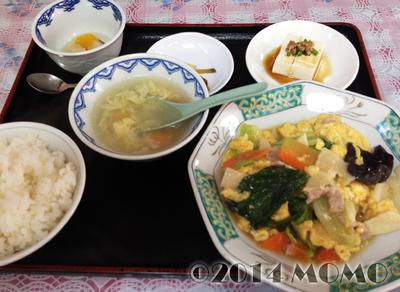 中華家庭料理奉天④